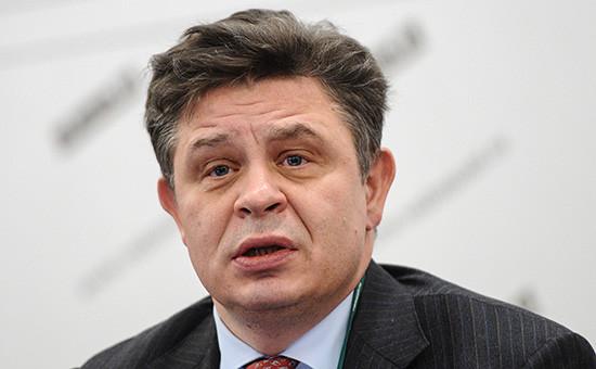 Главный исполнительный директор Дойче Банка Павел Теплухин