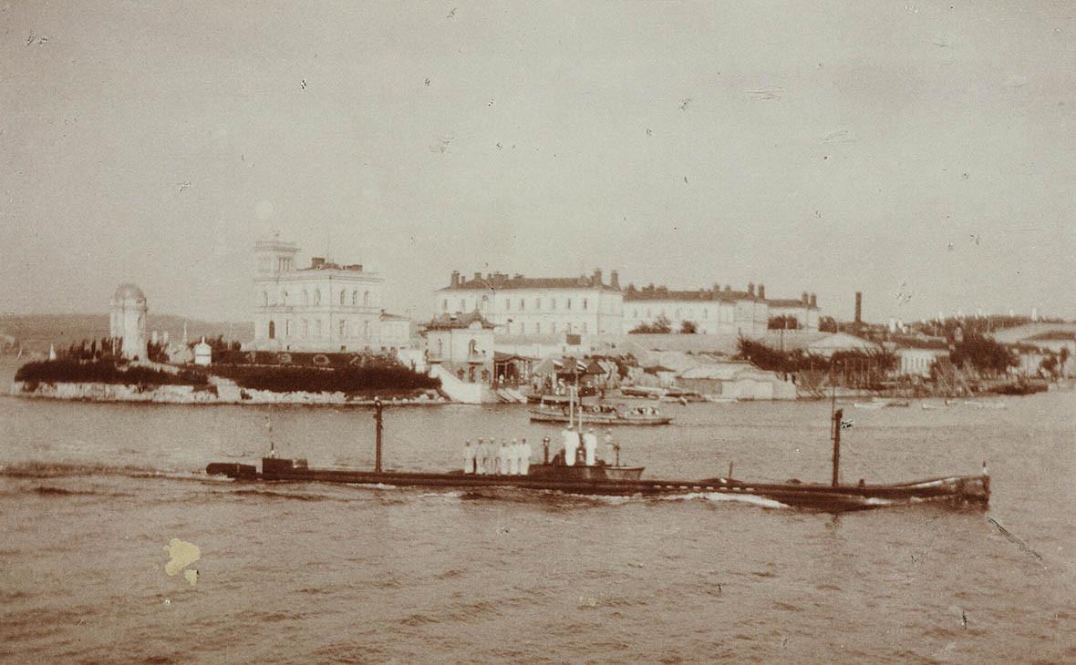 Подводная лодка «Камбала»