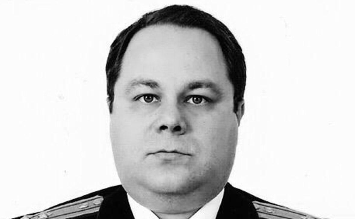Офицер Следственного комитета Владислав Капустин