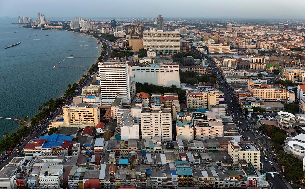 Паттайя,Таиланд