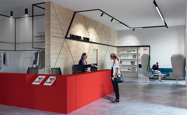 Проект консорциума двух столичных архитектурных бюро — GaFA и IND architects