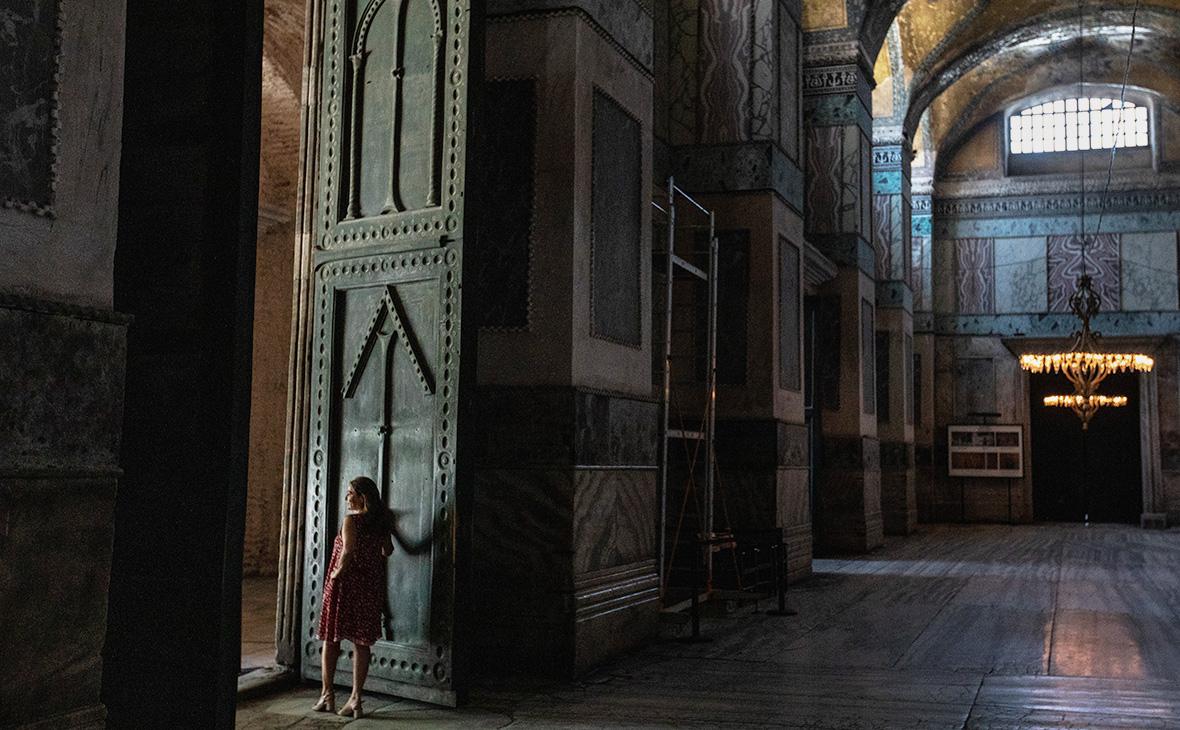 Мечеть Айя-София
