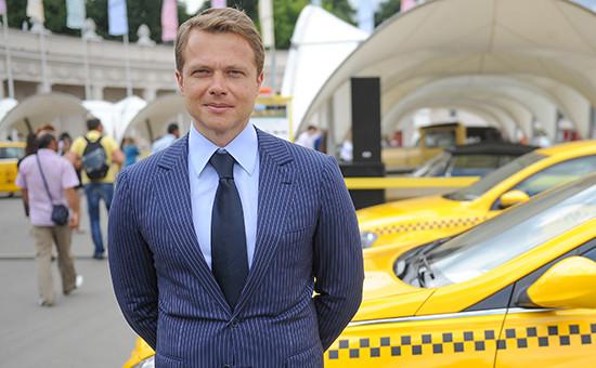 Глава департамента транспорта Москвы Максим Ликсутов