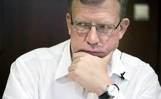 Глава «Комитета гражданских инициатив» Алексей Кудрин