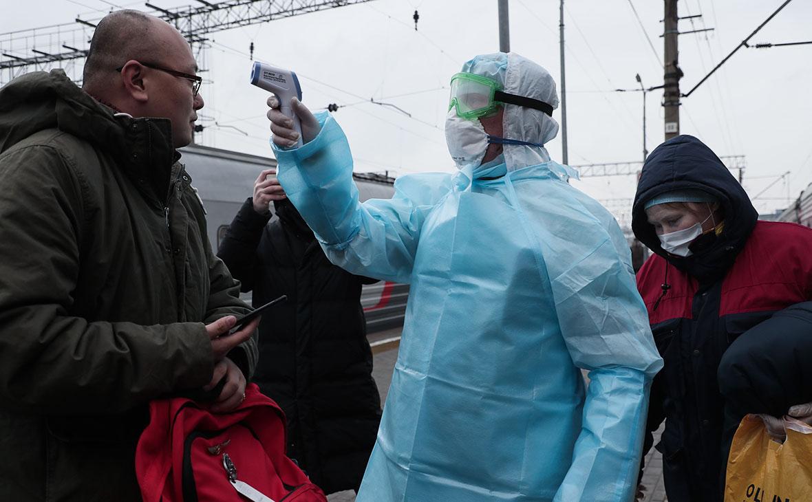 Nga phát hiện hai người đầu tiên nhiễm khuẩn nCoV đến từ Trung quốc