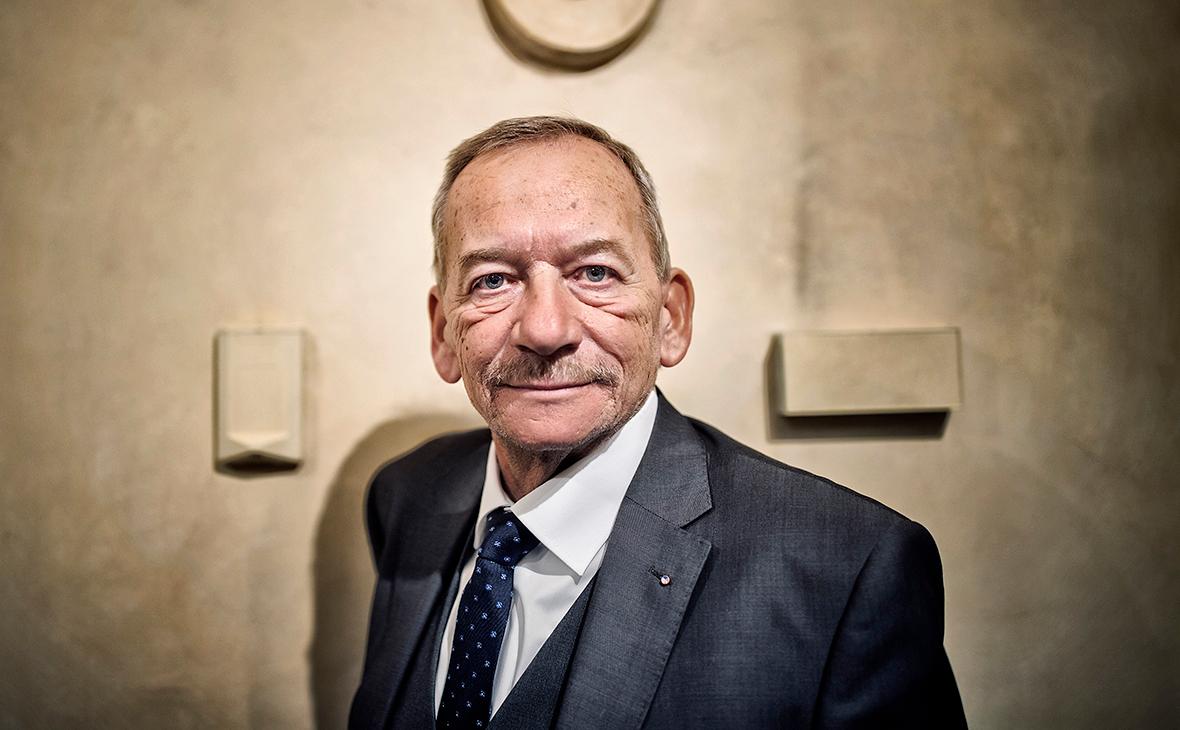 Умер председатель верхней палаты парламента Чехии Ярослав Кубера