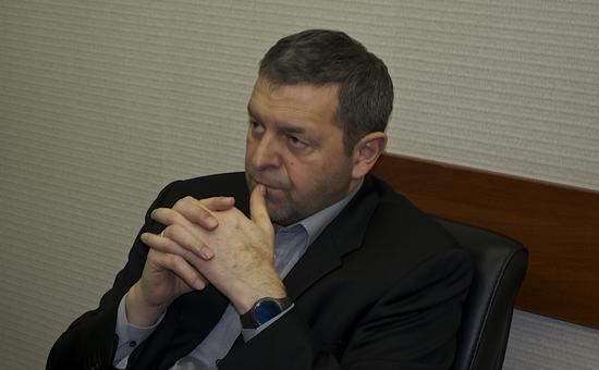 Глава комитета по труду правительства Петербурга Дмитрий Чернейко