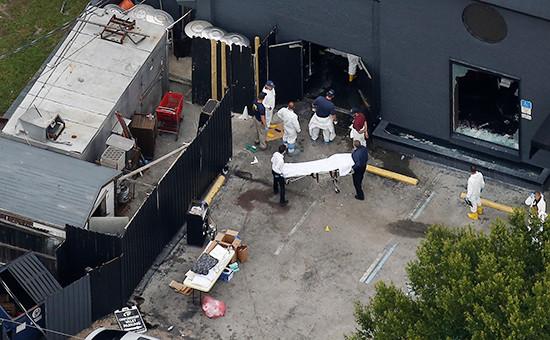 Гей-клуб Pulse вОрландо, гдепроизошло нападение вночь на12 июня 2016 года
