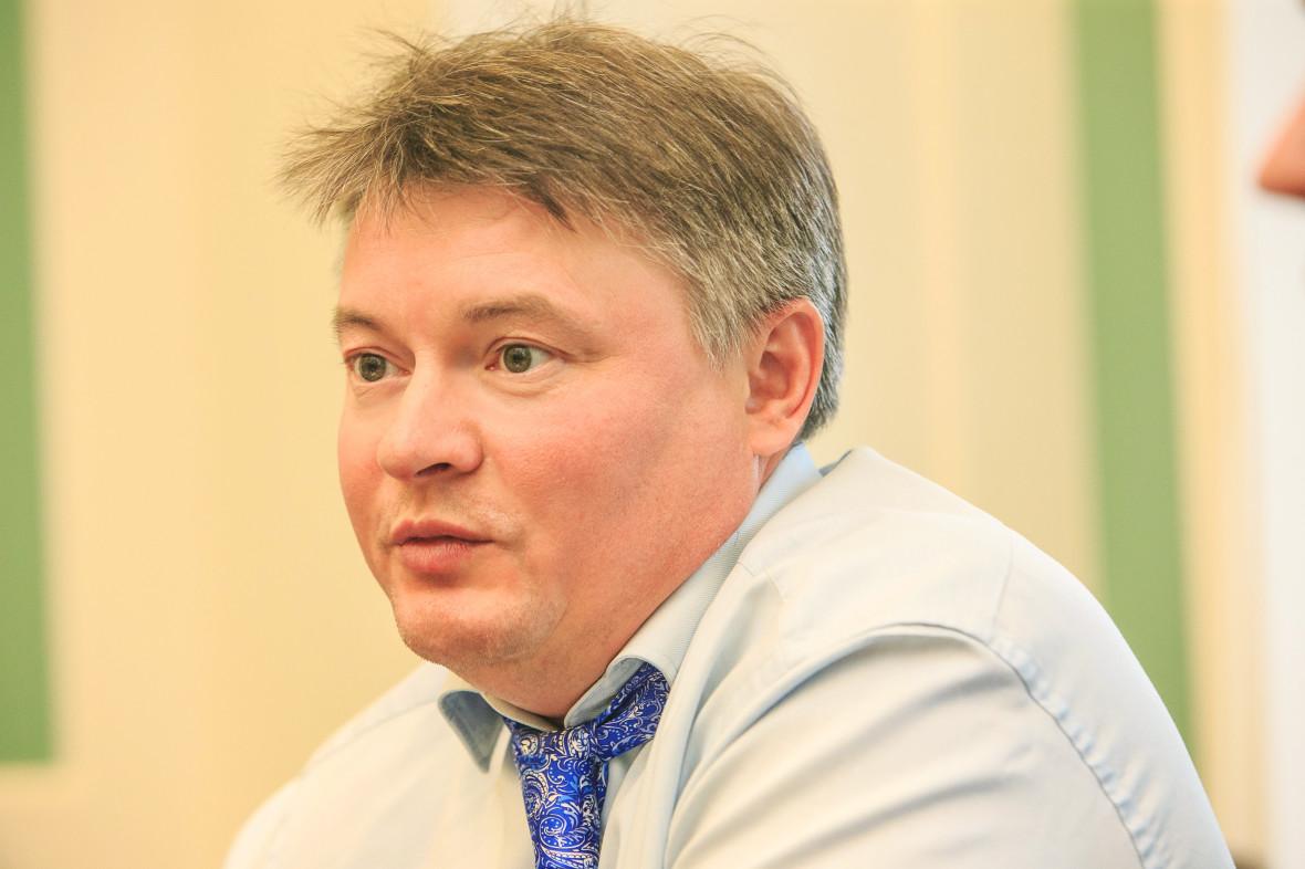 Врио заместителя председателя правительства Калининградской области Эдуард Батанов.