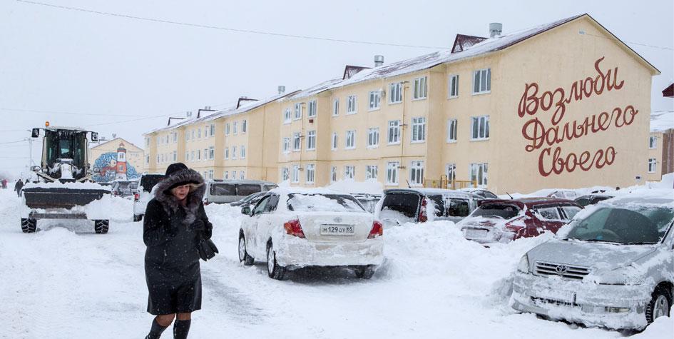 Фото:Сергей Красноухов/ТАСС