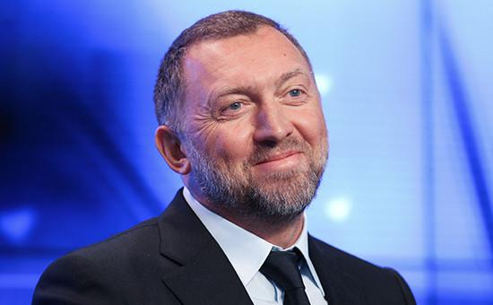 Миллиардер Олег Дерипаска