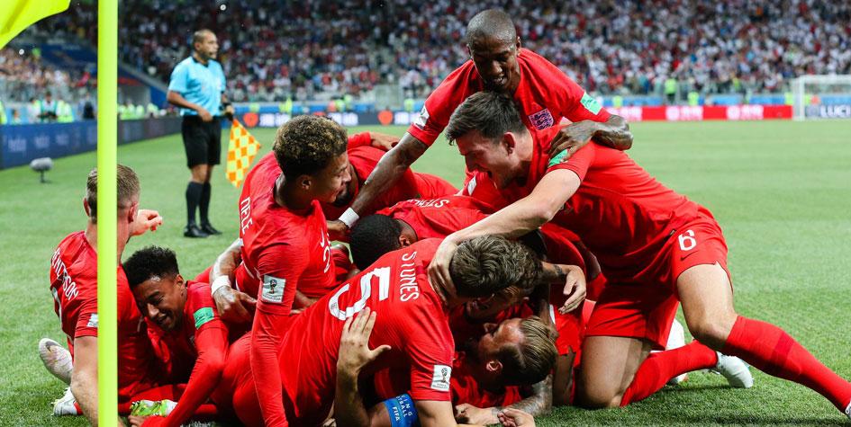 Англичане в добавленное время вырвали победу у сборной Туниса