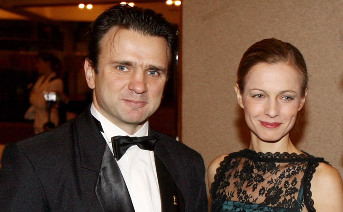 Тимур и Елена Кизяковы