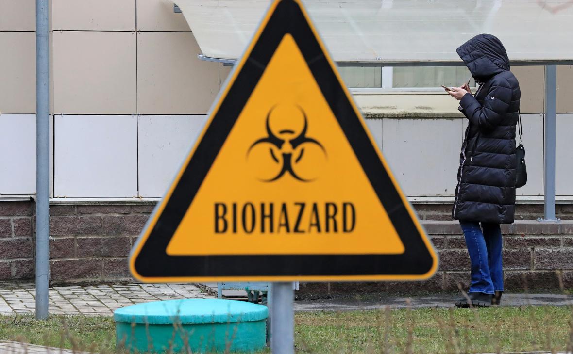 новый коронавирус в россии
