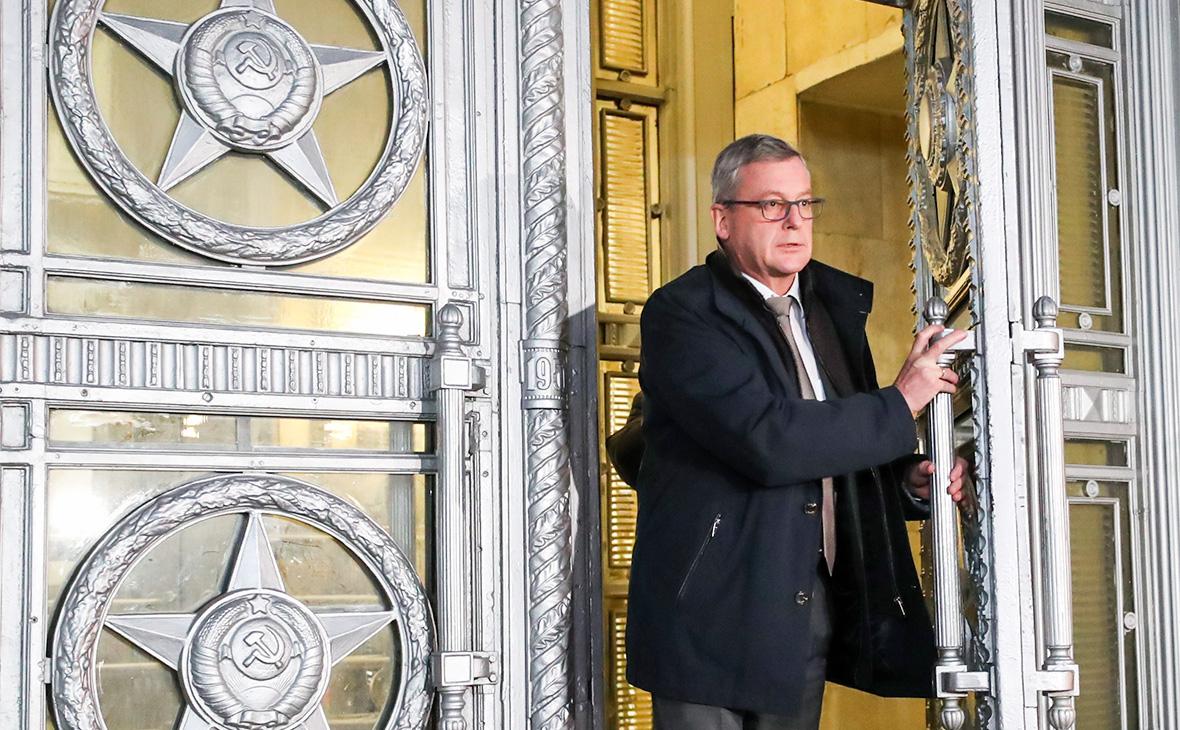 Москва ответила Вене на подозрения в шпионаже