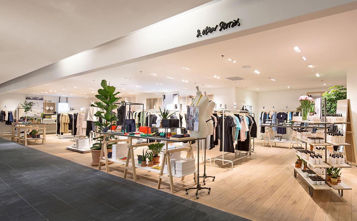 Ретейлер H&M выведет в Россию новый бренд