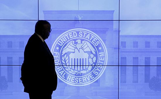 Логотип ФРС США