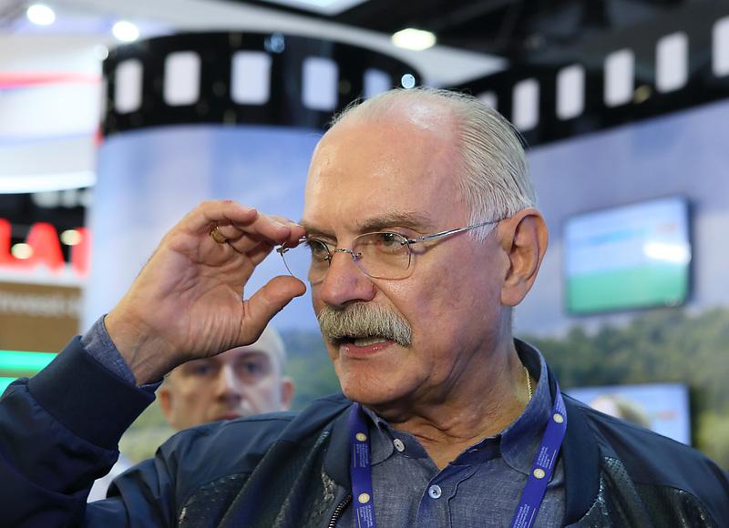 Глава Сюза кинематографистов России Никита Михалков