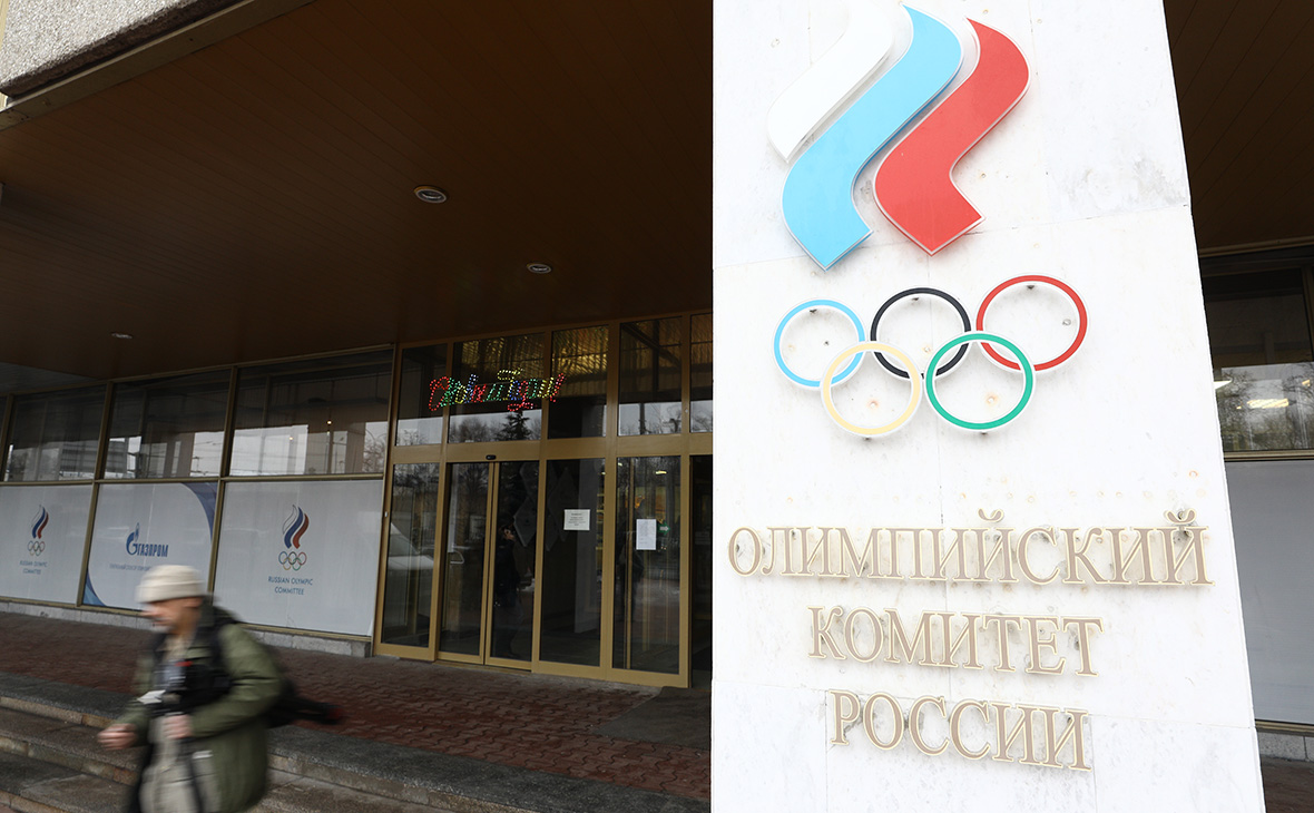 IOC đã khôi phục lại quyền thành viên của Ủy ban Olympic Nga