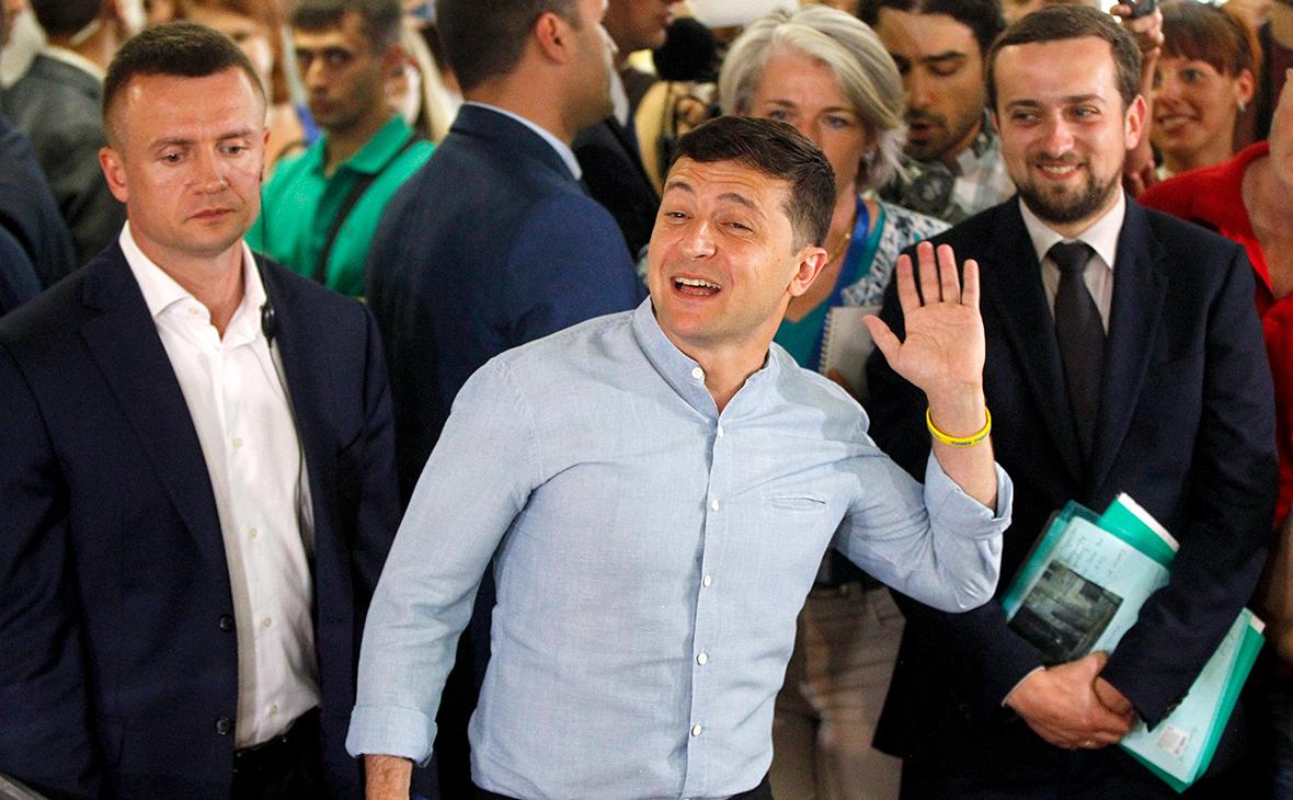 Коломойский рассказал о «вирусе президентства» у команды Зеленского