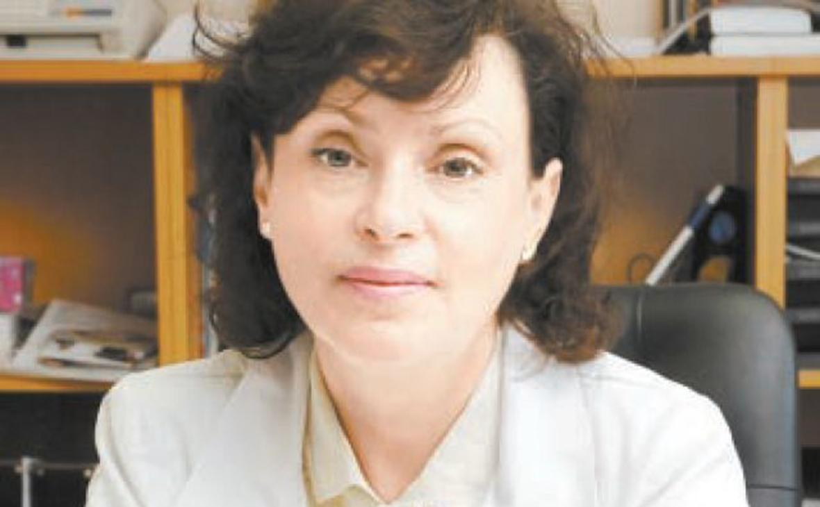 Елена Голухова