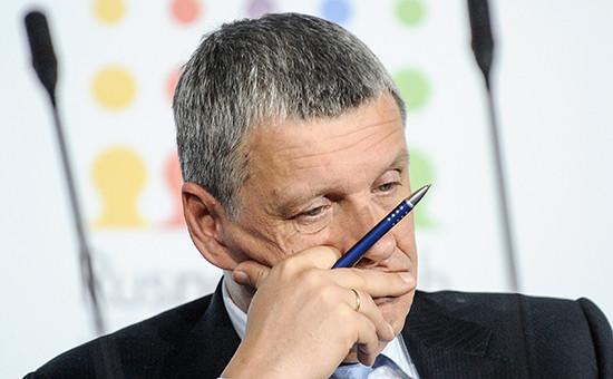 Заместитель председателяправления корпорации «Роснано» Юрий Удальцов