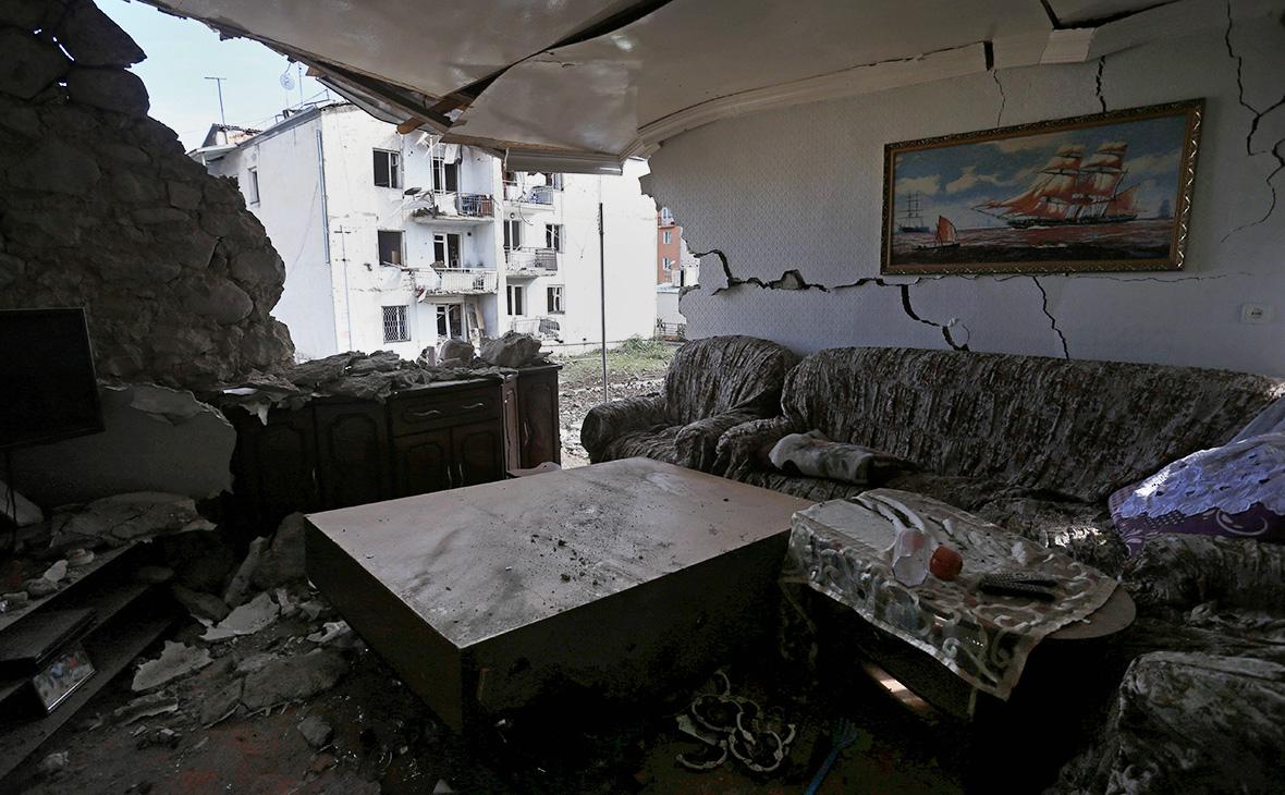 Армения и Азербайджан ответили обстрелами на соглашение о перемирии