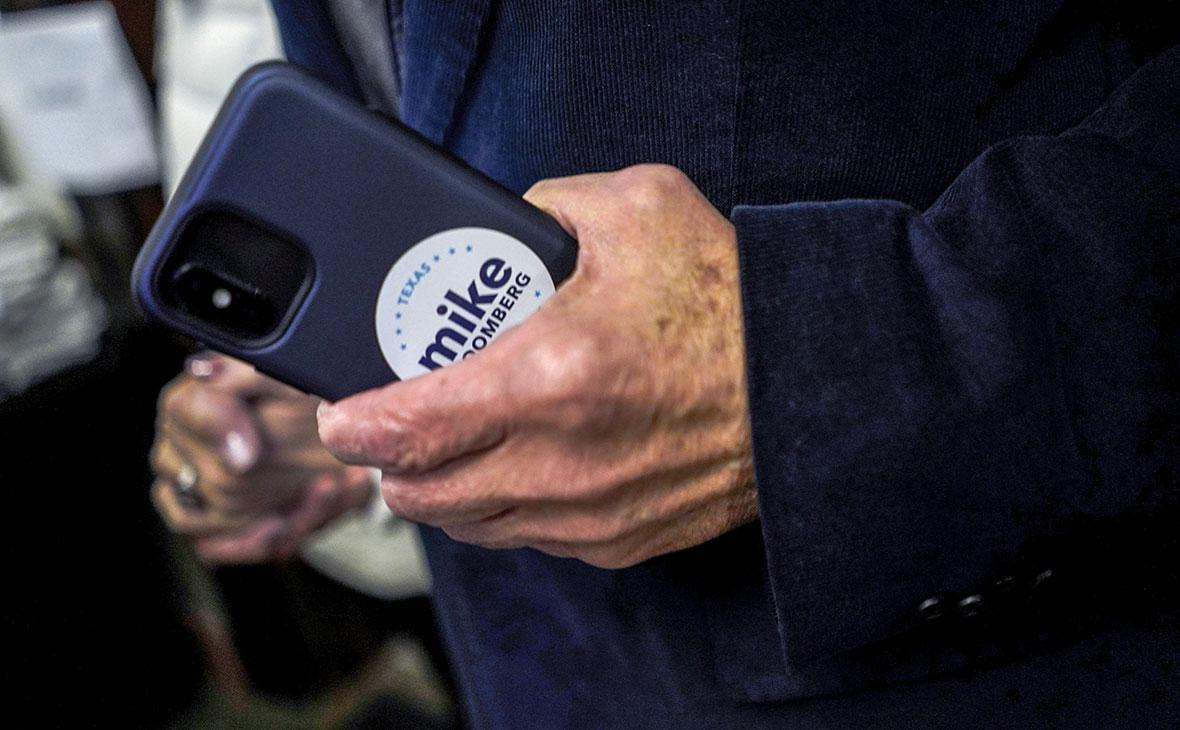Forbes оценил предвыборные затраты Блумберга на мемы в $1,5 млн