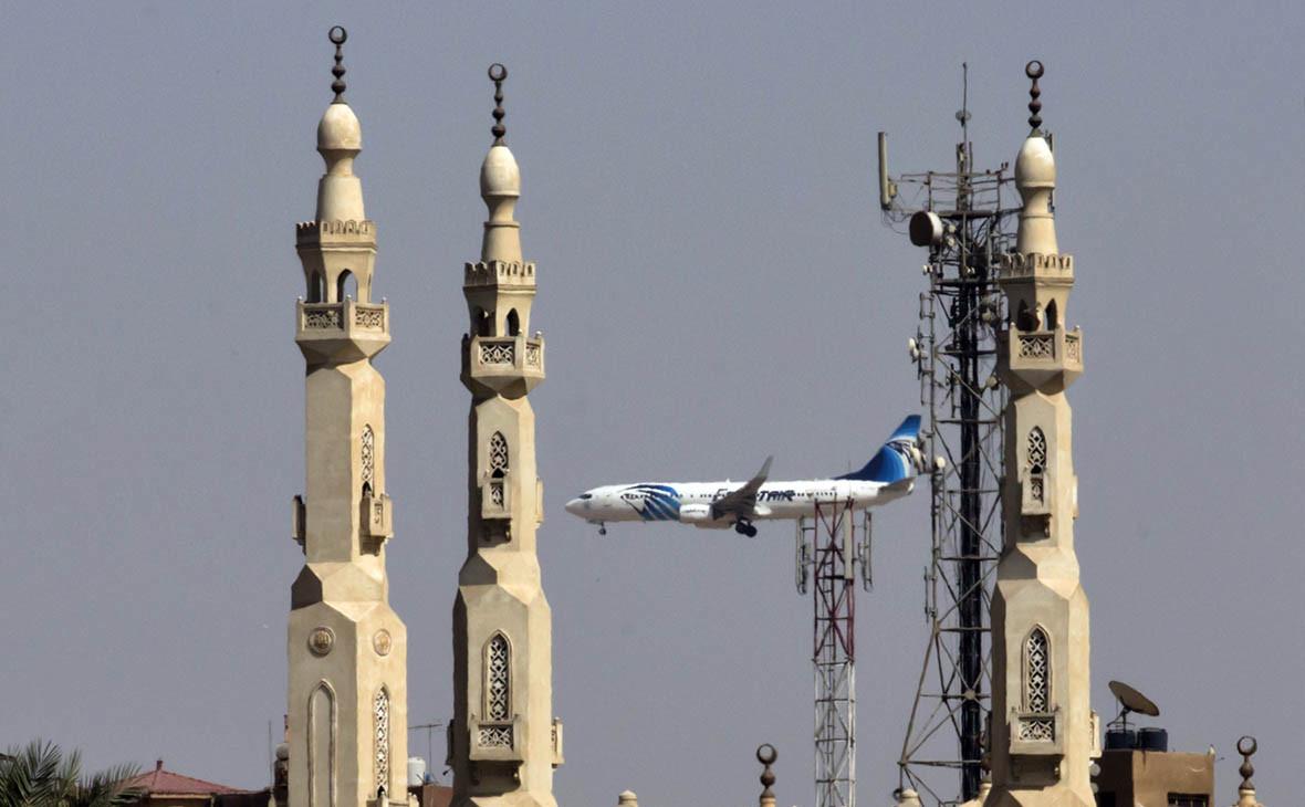 Большинство авиакомпаний прекратили полеты над Сирией