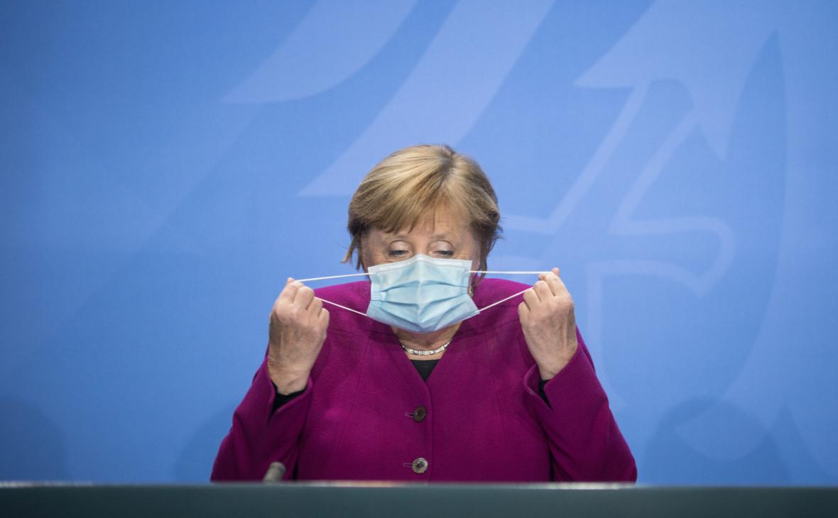 Меркель заявила о неготовности экономики ФРГ к новому локдауну