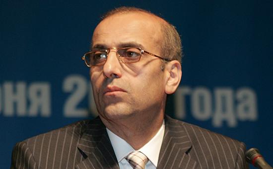 Экс-министр энергетики Игорь Юсуфов
