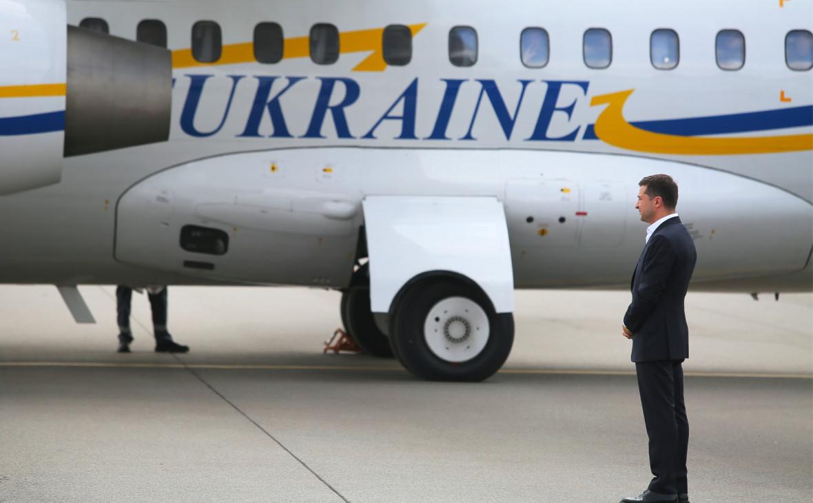 Кремль назвал условие для встречи Путина и Зеленского в Париже