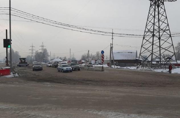 Фото:«Новосибирскавтодор»