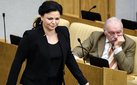 Первый заместитель председателя комитета Госдумы по жилищной политике и жилищно-коммунальному хозяйству Елена Николаева