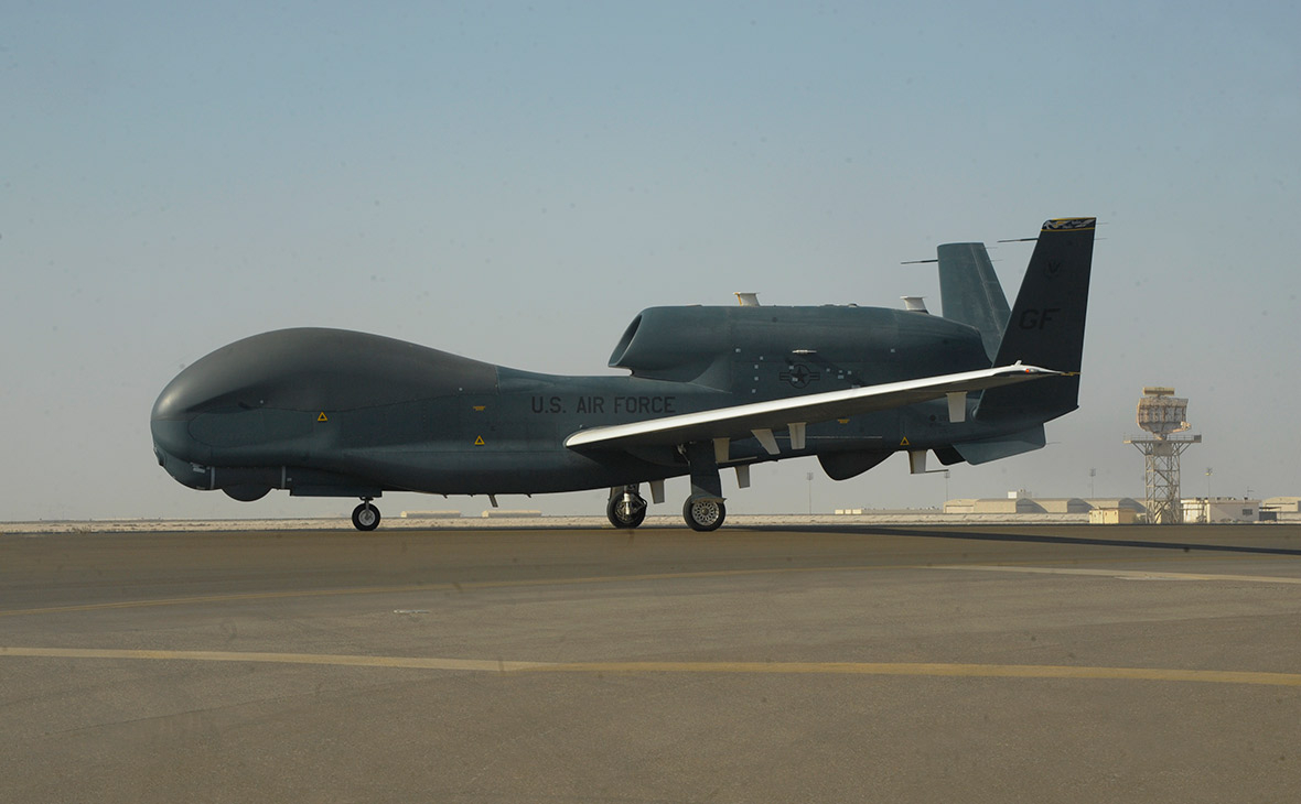 Беспилотник RQ-4 Global Hawk