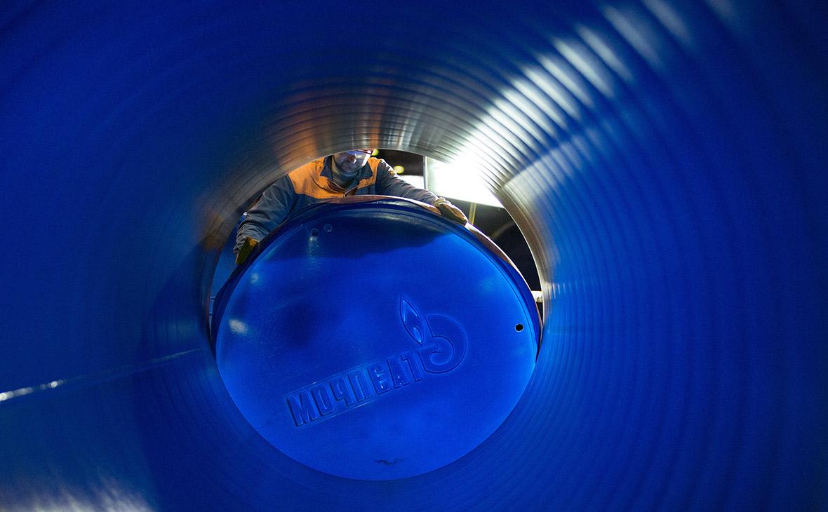 Gazprom lại dẫn đầu về vốn hóa tại thị trường Nga