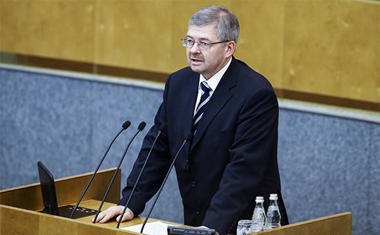 Первый заместитель председателя Центробанка РФДмитрий Тулин