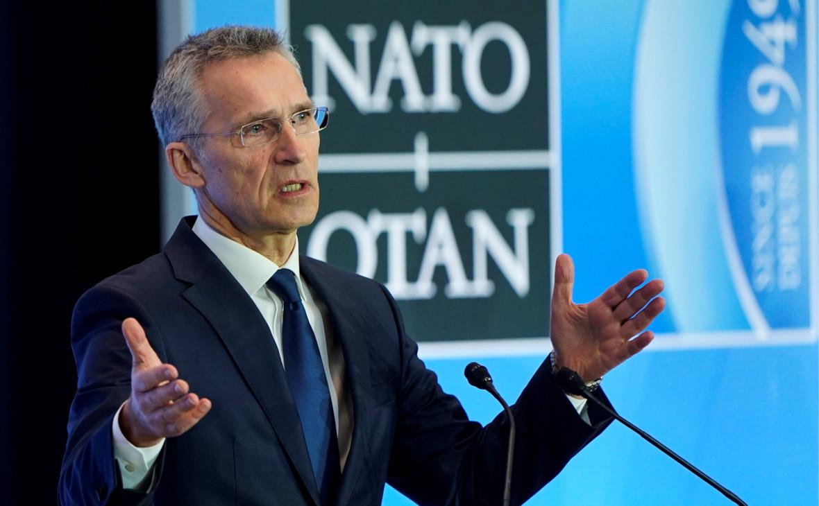 Столтенберг напомнил новому главкому сил НАТО о сдерживании СССР