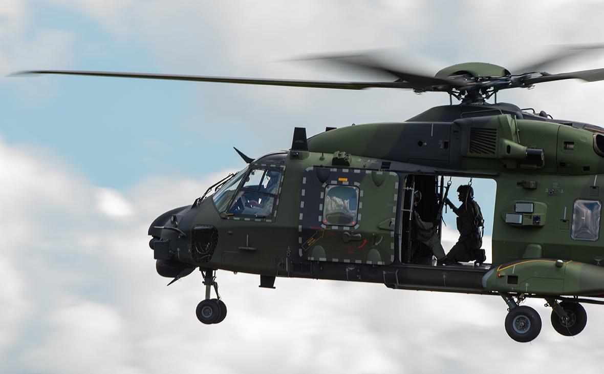 ВертолетNH90