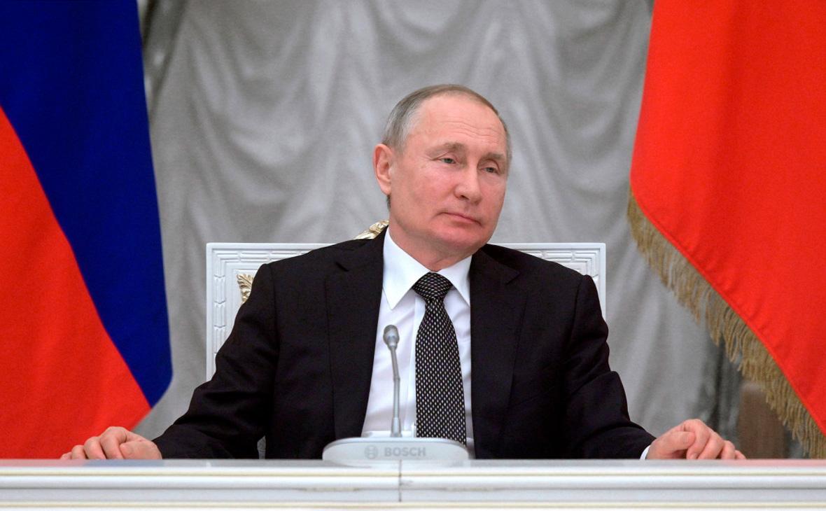 Путин напомнил о претензиях России на активы республик СССР из-за долгов