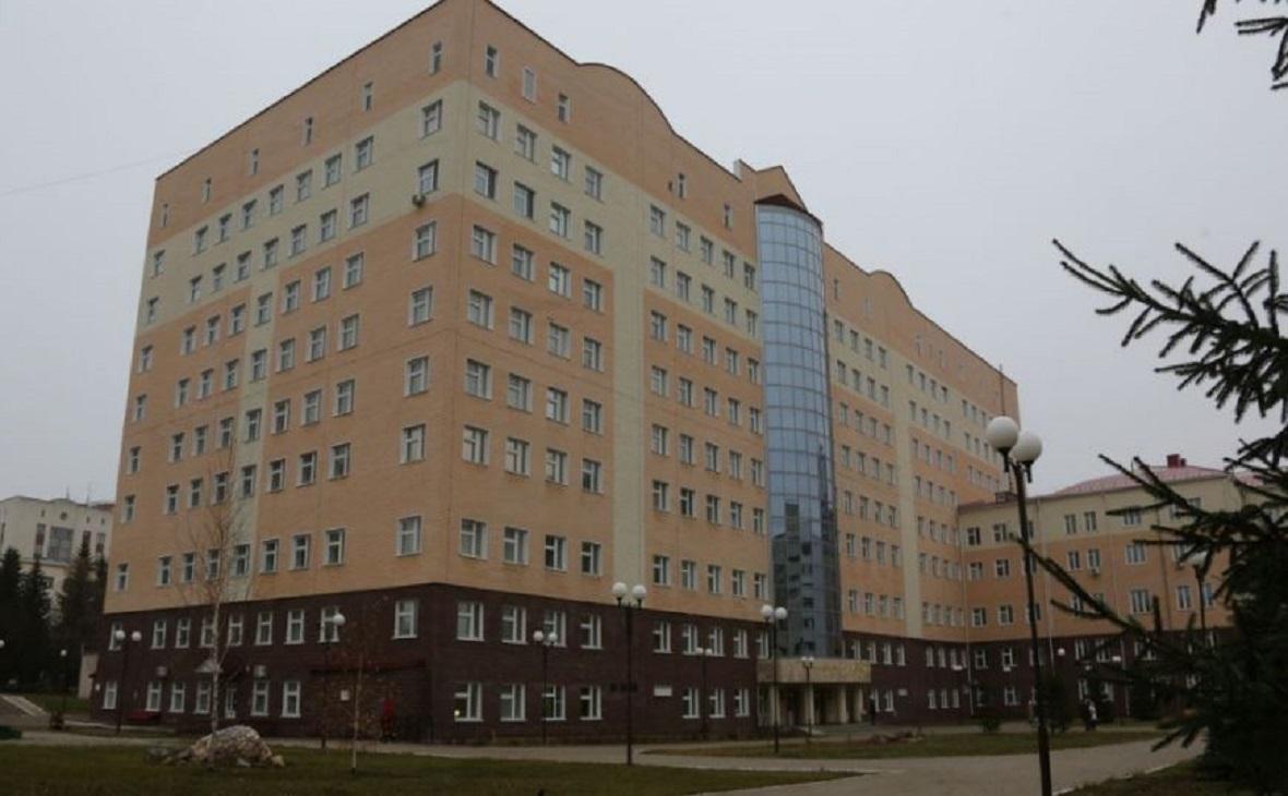 Республиканская клиническая больница имени Куватова