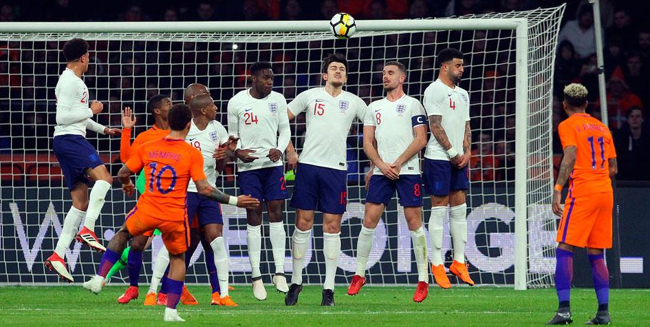 Игрок сборной Англии наймет телохранителя на время ЧМ-2018