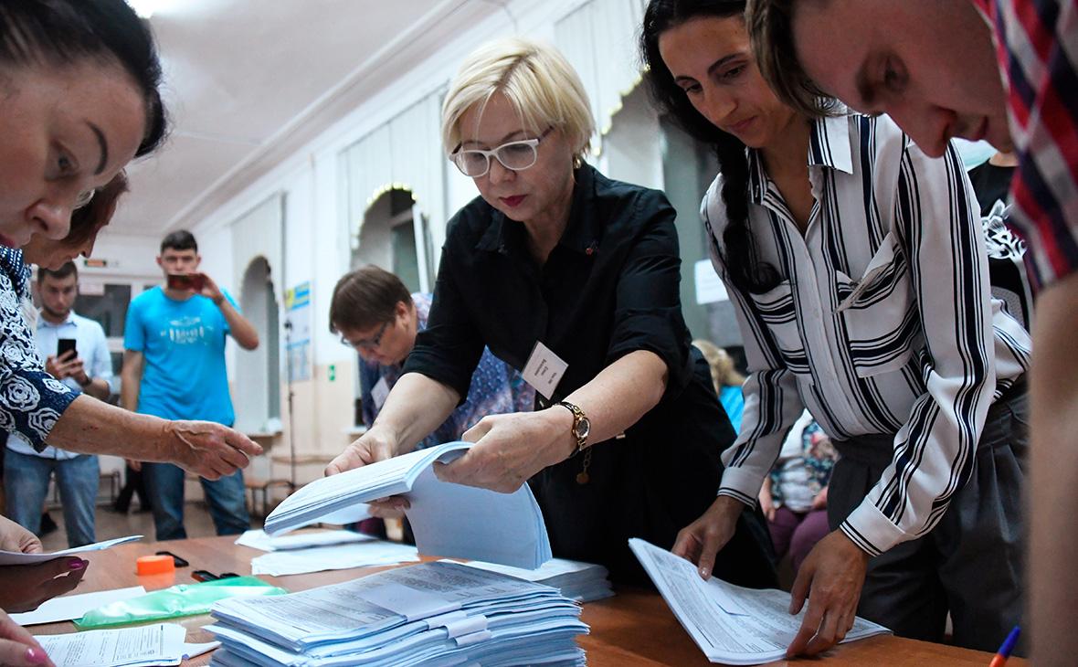 ЛДПР стала лидером на выборах в думу Хабаровского края