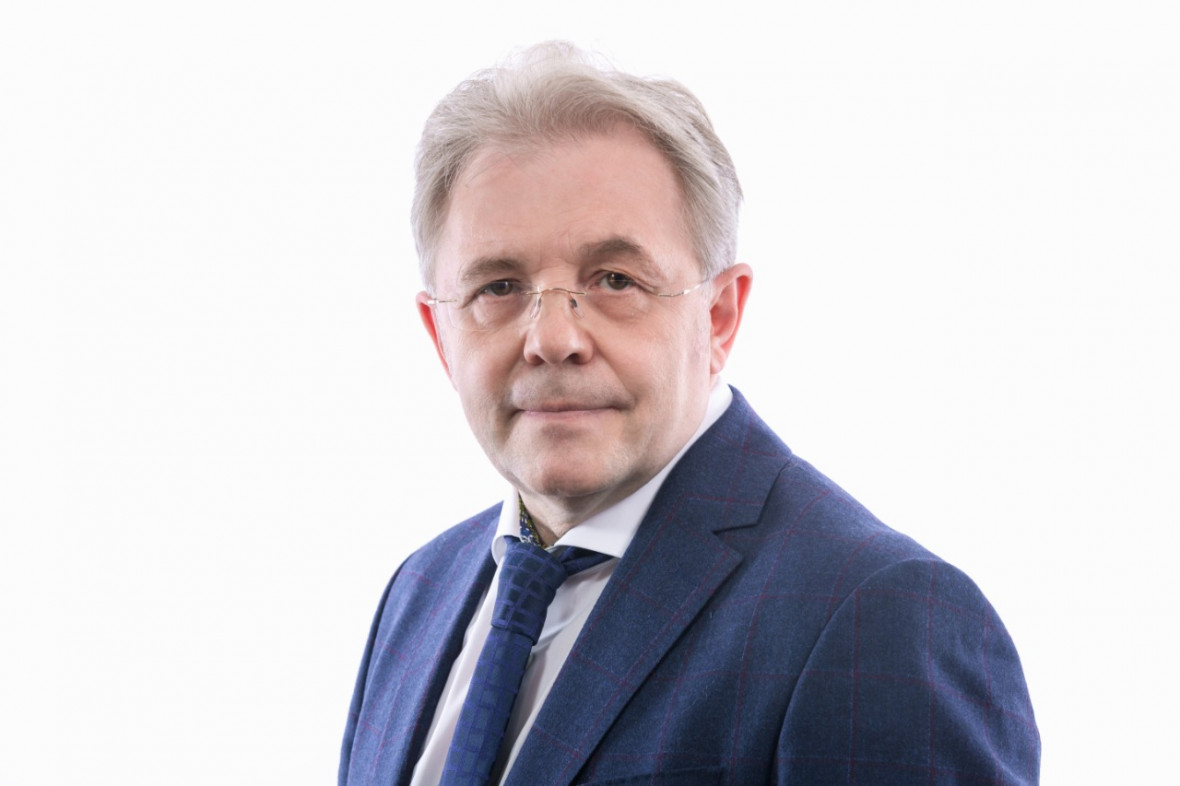 Олег Спаи, генеральный директор завода «Уральские локомотивы»