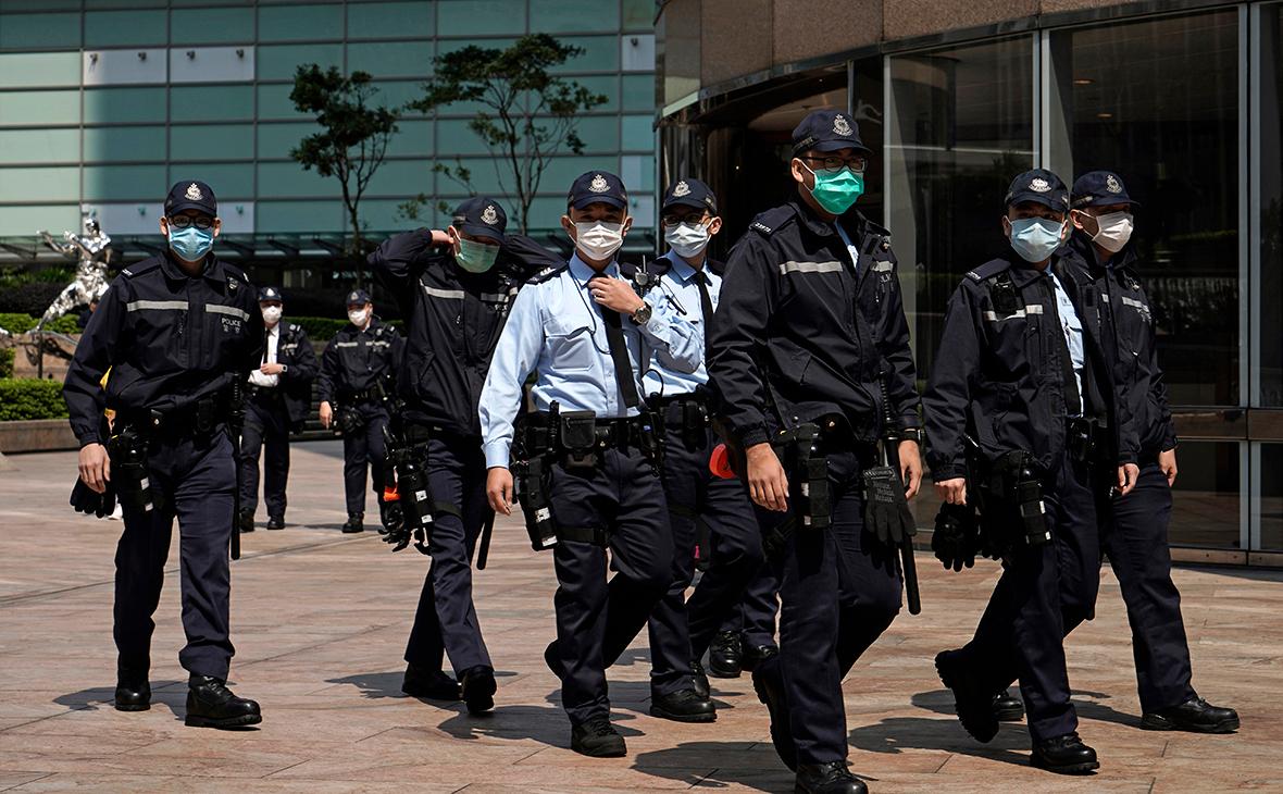 Британия и Канада выступили против усиления контроля Китая над Гонконгом