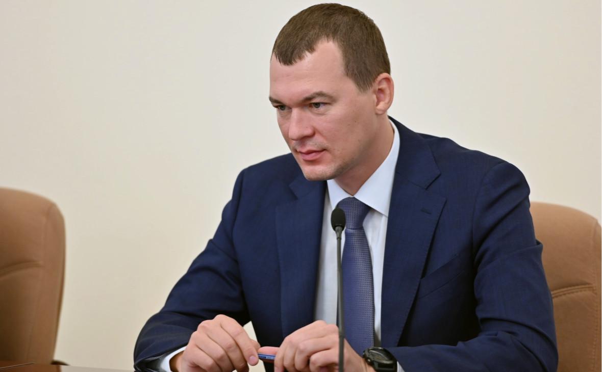 Дегтярев поддержал требование жителей провести открытый суд над Фургалом