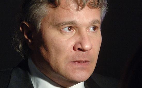 Один из основателей Русской медиагруппы (РМГ) Сергей Архипов. Архивное фото