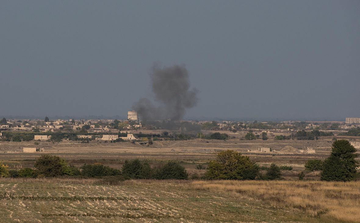 Баку заявил о падении армянских ракет близ идущего в Россию нефтепровода