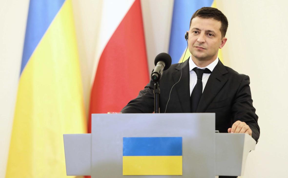 Зеленский дал себе год на запуск основных реформ на Украине