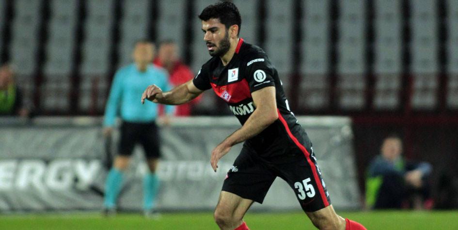 СМИ сообщили о переходе футболиста «Спартака» в турецкий клуб